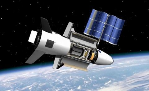 Avión espacial robótico X-37B