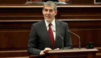 Fernando Clavijo en el Estado de la Nacionalidad Canaria