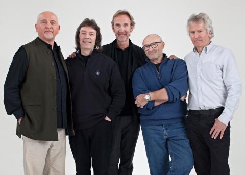 Grupo musical Genesis