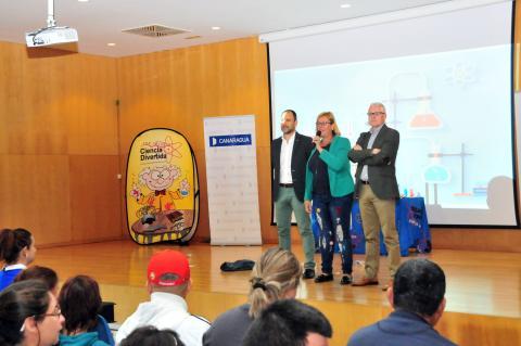 Jornadas del Día Mundial del Agua en San Bartolomé de Tirajana