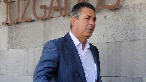 José Francisco Reyes, exalcalde de Yaiza