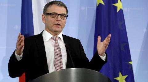 Lubomir Zaoralek, ministro Asuntos Exteriores de República Checa