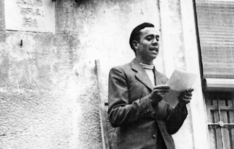 Poeta Miguel Hernández