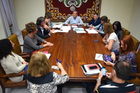 Consejo del IMAS de Santa Cruz de Tenerife