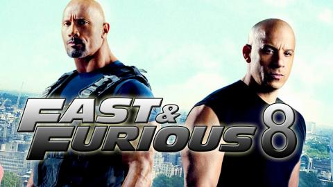 Película Fast & Furious 8