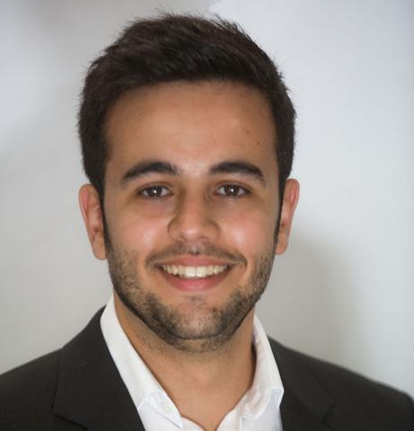 Javier Amador, Concejal de Ciudadanos en el ayuntamiento de Las Palmas de Gran Canaria
