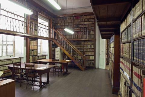 Biblioteca del Museo Canario