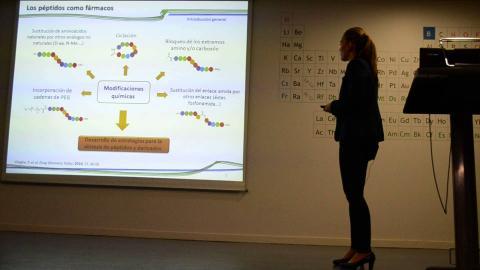 Presentación de una tesis doctoral