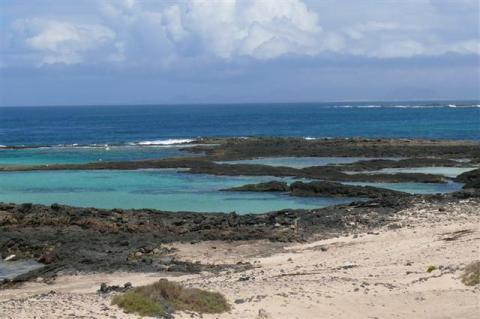 Playa de La Oliva
