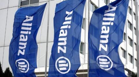 Banderas de Allianz
