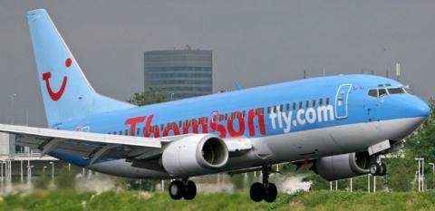 Avión Thomson