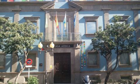 Casa África en Las Palmas de Gran Canaria