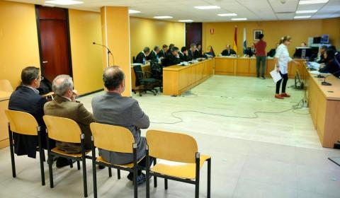 Juzgado en el Caso Las Teresitas