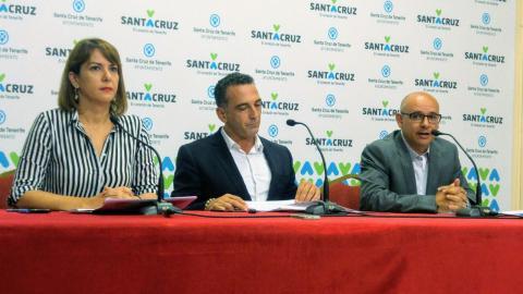 Balance de Ciudadanos en Santa Cruz de Tenerife