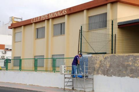 Colegio de San Bartolomé de Tirajana