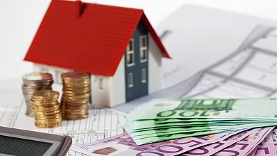 Euribor: dinero, casa y calculadora
