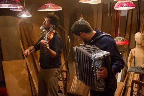Grupo musical Fetén Fetén