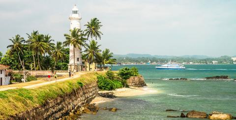 Costa del Mar Índico