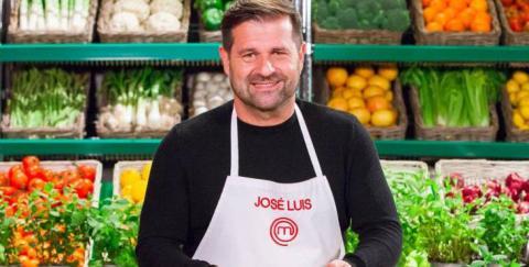 José Luis concursante de Masterchef