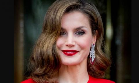 la reina Letizia Ortiz