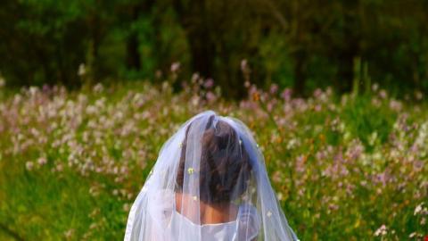 Niña de novia