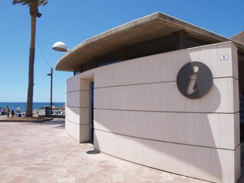 Oficina de Turismo de Troya en Adeje