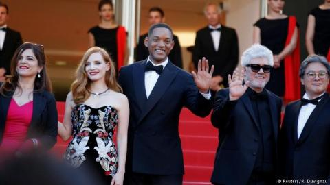 Pedro Almodóvar, Jessica Chastain, Will Smith