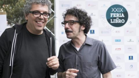 Pedro Guerra y Darío Adanti