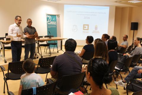 Presentación del Programa de Emprendedores de Fuerteventura