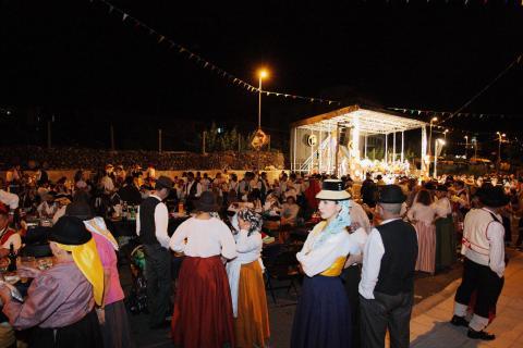 Baile de Taifas en Granadilla de Abona