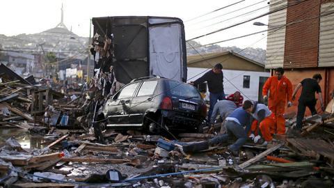 Daños que produce un terremoto