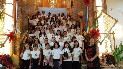 Coro de Voces Blancas de Santa Cruz de Tenerife