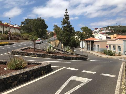 Carretera de Granadilla de Abona