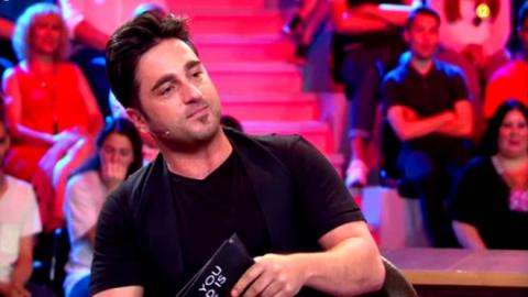 "David Bustamante en ""All you need is love o no"""