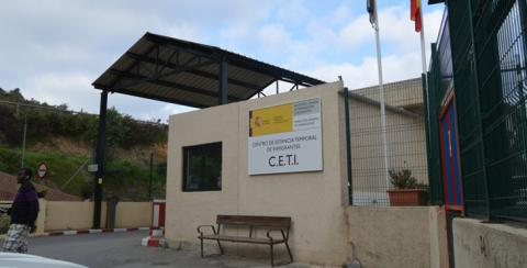 Centro de Estancia Temporal de Inmigrantes (CETI) de Ceuta