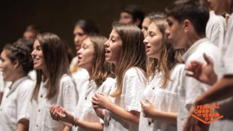 Coro Juvenil dela Auditorio de Tenerife