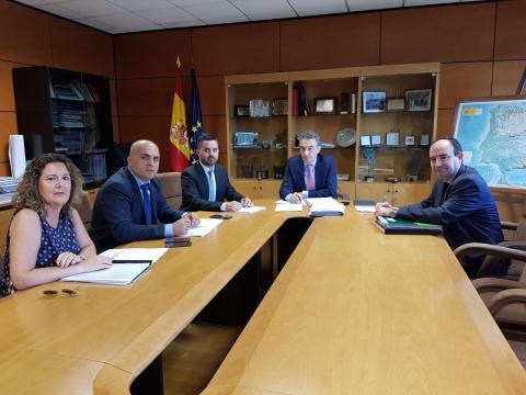 Reunión de la Comisión de Carreteras