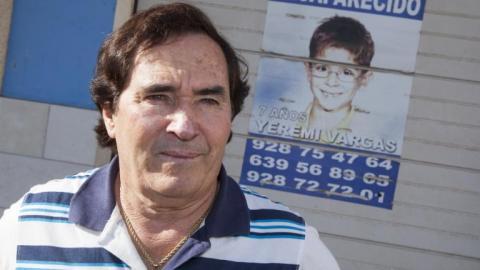 José Suárez, abuelo de Yéremi Vargas