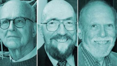 Tres investigadores Premios Princesa de Asturias