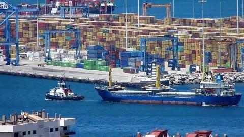 Puerto de Las Palmas