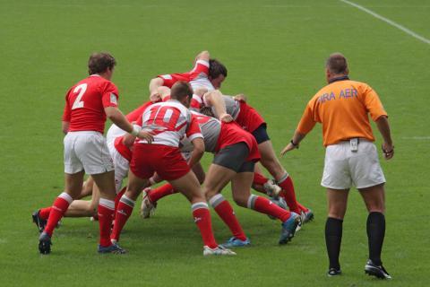 Equipo de Rugby 7