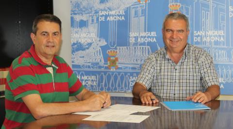 Arturo González y Antonio Manuel Rodríguez