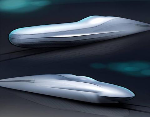 Tren Alfa-X