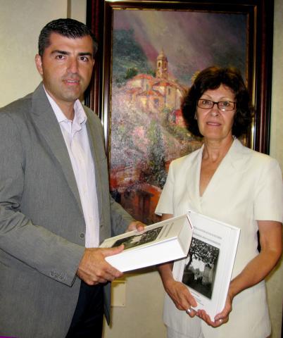 Manuel Domínguez y Carmen Nieves Luis