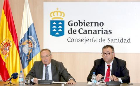 José Manuel Baltar y Conrado Domíguez