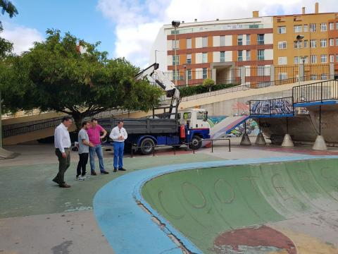 Pistas de Skate de Telde