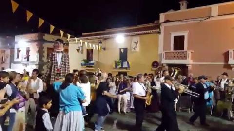 Fiestas de Santa Brígida