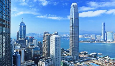 Edificio de Hong Kong
