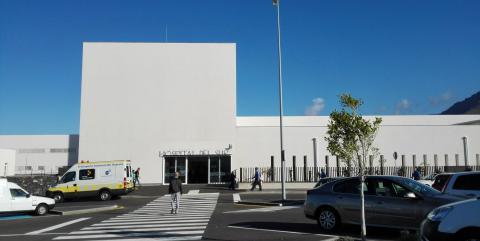 Hospital del Sur de Tenerife
