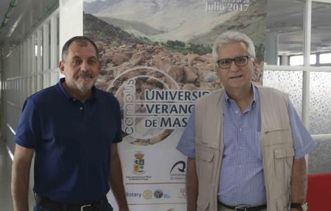 José Carlos Pérez y José Manuel Padrón